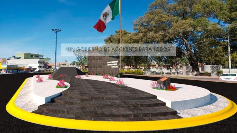 Ayuntamiento de Maravatío colocará estatua monumental de Melchor Ocampo