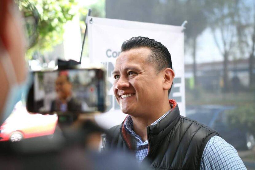 Carlos Torres Piña espera ser el candidato de Morena a la gubernatura de Michoacán