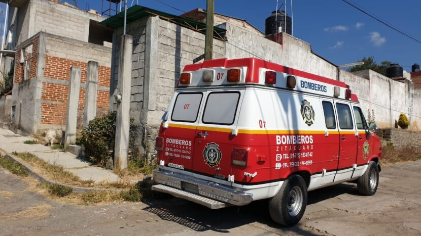 Jovencita de 15 años es encontrada sin vida colgada de un lazo en su casa, en Zitácuaro