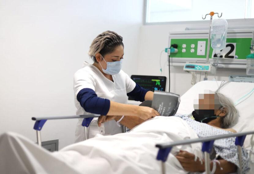 En Michoacán han fallecido 1633 adultos mayores de 60 años por COVID-19