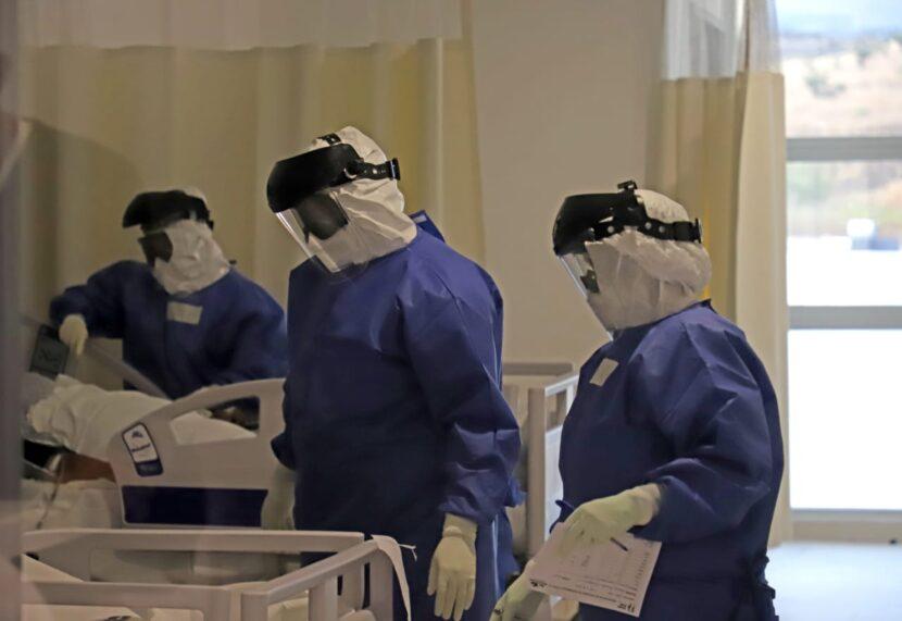 Hospital Civil de Michoacán llega a su máxima capacidad; ya no tiene camas para pacientes Covid-19