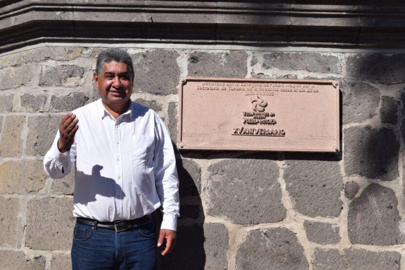 Se registra Josafat Berrios Maya como precandidato a Diputado Local por el Distrito 03