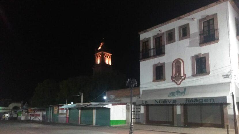 Ayuntamiento de Maravatío reitera cierre de comercios los domingos