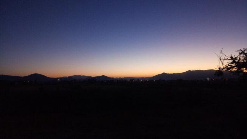 Continuarán bajas temperaturas en Michoacán