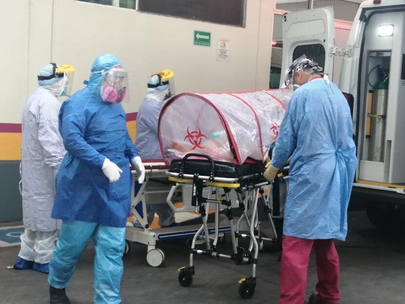 Ahora en La Piedad se saturan los hospitales y llegan al 100% de su capacidad hospitalaria