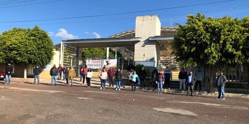 Por falta de pagos, sindicalizados del ITSCH se van a paro y toman instalaciones